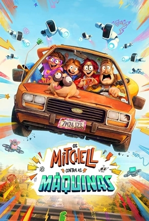The Mitchells vs. the Machines (2021) (Animation)