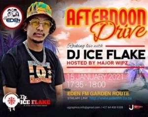 Dj Ice Flake – Eden FM Afternoon Drive Mix
