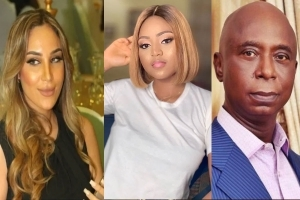 'Regina Has Collected Your Husband From You' – Troll Mocks Ned Nwoko's Moroccan Wife, Laila