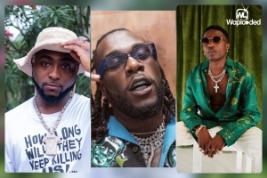 If Wizkid is Messi and Davido is Ronaldo, Who is Burna Boy?