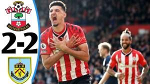 Southampton vs Burnley 2 - 2 (Premier League 2021 Goals & Highlights)