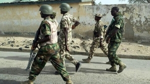 Over 50 Soldiers Jailed For Demanding For Better Guns To Fight Boko Haram, Released