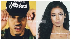 August Alsina Ft. Jhene Aiko - Body on me