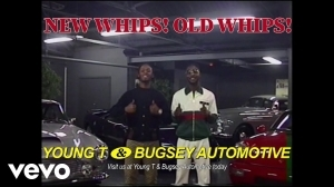 Young T & Bugsey - New Shape (Video)