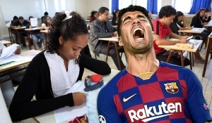 Luis Suarez Accused Of Cheating On His Italian Citizenship Test