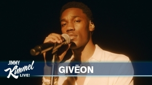 Giveon - Stuck On You (Live on Jimmy Kimmel Live!) (Video)
