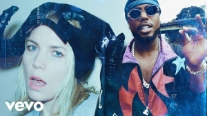 Skylar Grey Feat. B.o.B - The Devil Made Me Do It (Video)