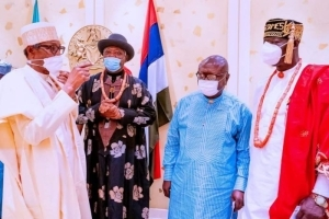 I'm Waiting For National Assembly – Buhari Reveals Why He Delayed Restructuring Of Nigeria
