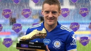 Jamie Vardy Agrees New Leicester City Contract