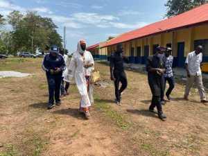 Governor Abdulrazaq Breaks Jinx, Starts Police Secondary School