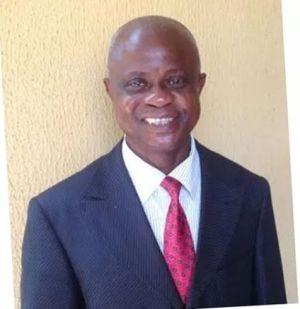 Nigerian Professor