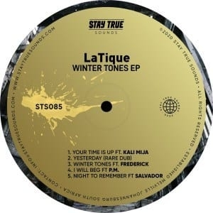 LaTique – Winter Tones (feat. Frederick)