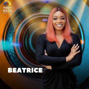 "BBNaija 2021: Meet The 8th Female BBNaija Housmate ""Beatrice"""