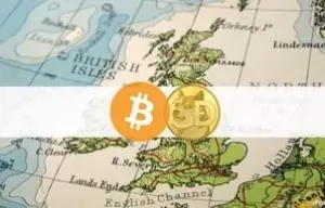 Study: Bitcoin and Dogecoin are the First Investment for 45% of Young Britons