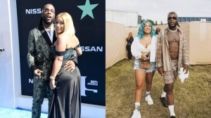 After Burna Boy And Her Fianceé Unfollowed Each Other, See What Stefflon Don Posted
