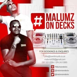 MalumzOnDecks – Afro Feelings Episode 5 Mix