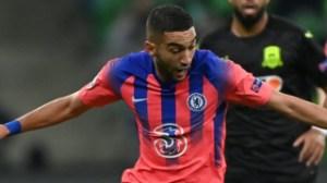 AC Milan put talks for Chelsea midfielder Ziyech on standby