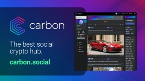 The Highly Anticipated Carbon Social Platform Has Launched – Press release Bitcoin News