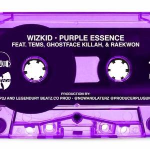WizKid Ft. Tems, GhostFace Killah & Raekwon – Purple Essence