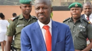 EFCC: Drama as Justice Salami walks out Magu's lawyers