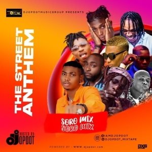 DJ OP Dot – The Street Anthem (Soro Mix)