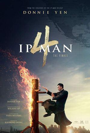 Ip Man 4: The Finale (2019) [Movie] [Blu-ray]