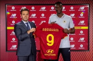 Chelsea Striker Tammy Abraham Joins Roma On Five-Year Contract For £34m