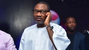 """You Will Take Over My Business When I'm Gone"" - Nigerian billionaire, Femi Otedola"
