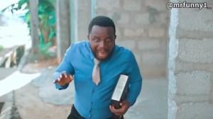 Mr Funny - Pastor Sabinus (Comedy Video)