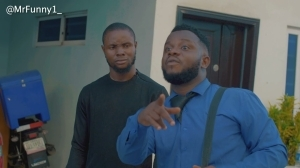 Mr Funny - Sabinus Mind Your Business (Comedy Video)