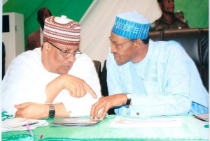 President Buhari Celebrates Babangida At 79