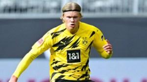 BVB demand €200M fee for Man City, Real Madrid target Haaland
