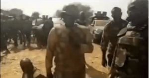 Army Generals deny running away from Boko Haram, give situation report from warfront (video)