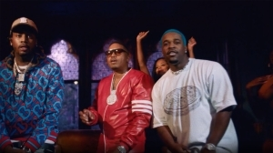 Nas - Spicy Ft. Fivio Foreign & A$AP Ferg (Video)