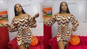 """""""People Can Drive Miles To Bury You But Can't Cross A Street To Help You"""" – Reality Star, Cindy Okafor Speaks On Self-love"""