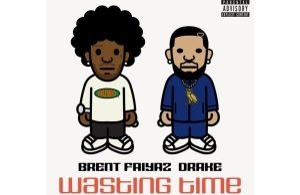 Brent Faiyaz & Drake – Wasting Time (Instrumental)