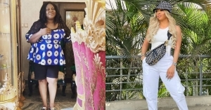 """""""A Wealthy Woman Is Nothing Without A Man"""" – Actress, Uche Ebere Shades Toke Makinwa"""