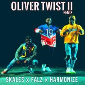 Skales – Oliver Twist II (Remix) ft. Falz, Harmonize