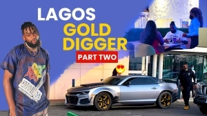 Zfancy - Lagos Gold Digger Prank [Part 2] (Prank Video)