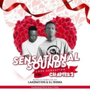 LaasNation & Dj Shima – Sensational Sounds Chapter 3 Mix (Love Sensation)