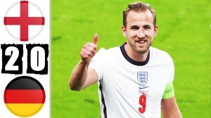 England vs Germany 2 - 0 (EURO 2020 Goals & Highlights)