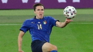Juventus attacker Chiesa proud of Italy goal in victory over Austria