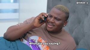 Isbae U - Cheating Wahala (Comedy Video)