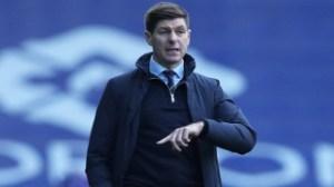 Gerrard warns Rangers must improve after Malmo defeat