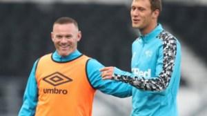 Derby boss Rooney to make Gdansk to roar on Man Utd tonight