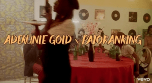Adekunle Gold – Pretty Girl ft. Patoranking (Video)