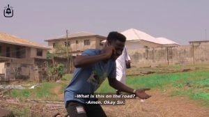 Woli Agba - The  Monitoring  Father (Comedy Video)