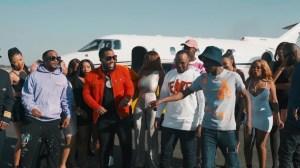 Major League & Abidoza – Le Plane E'Landile Ft. Cassper Nyovest, Kammu Dee, Ma Lemon (Video)