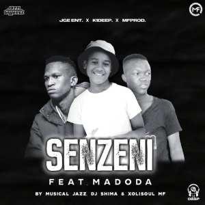 Musical Jazz, DJ Shima & XoliSoul MF – Senzeni ft. Madoda