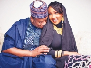 """""""Your Spouse Is The One Who Can Testify If You Are Truly A Good Person"""" – Zahra Buhari-Indimi"""